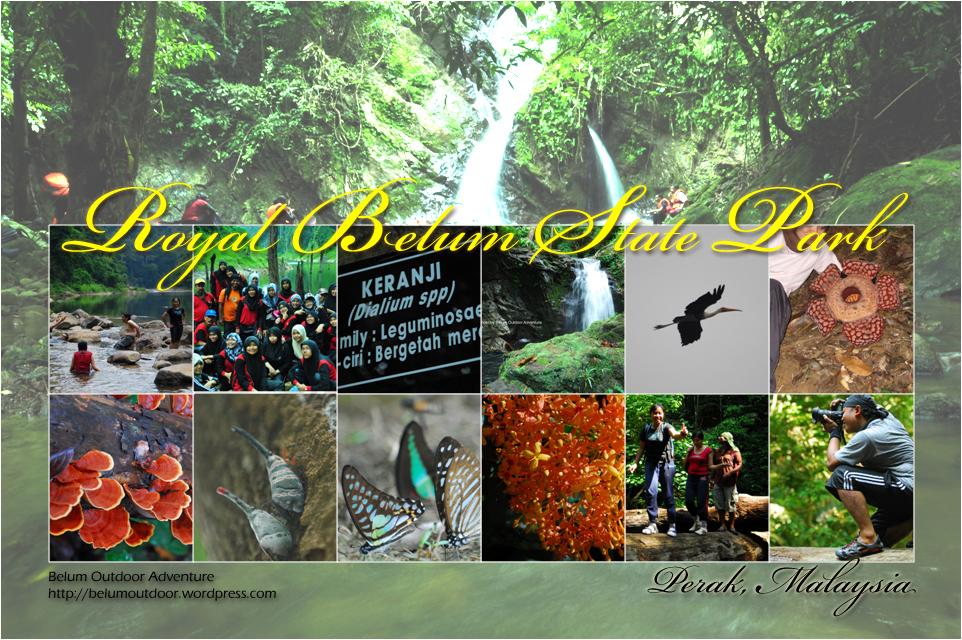 Belum State Park